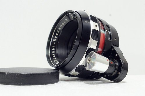黃銅重版 Schneider Xenon 50mm f1.9 Germany (非常新淨)