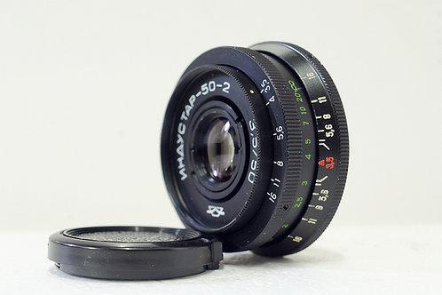 M42 蘇俄餅鏡 Industar-50 50mm f3.5, 1984 USSR (接近90%新淨)