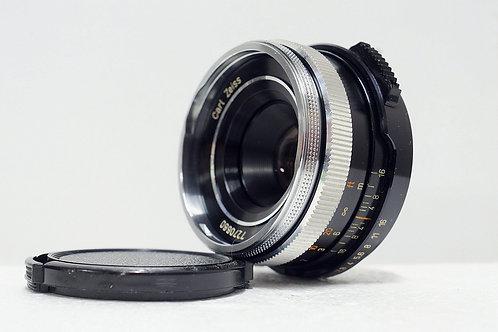 M42 西蔡 百年鷹眼 Icarex Carl Zeiss Tessar 50mm f2.8 (接近90%New)