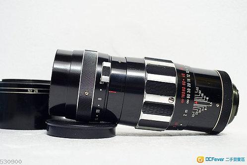 真水無香 Schneider Tele Xenar 200mm f5.5