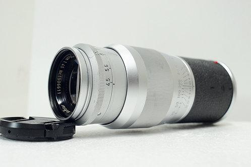 Leica M Lecia Hektor 135mm f4.5, Made in 1957 Germany (非常新淨)