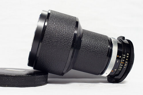 Carl Zeiss Super Dynarex 200mm f4, Germany (非常新淨)