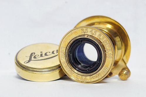 Leica Leitz Elmar 50mm f3.5, USSR Copy (Very New)