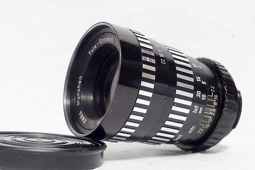 罕見西德 Enna Tele Ennalyt 90mm f2.8 (非常新淨)