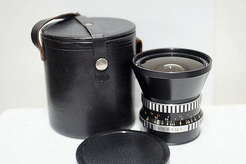 班馬版 Carl Zeiss Jena Flektogon 50mm f4, P6 Mount (非常新淨)