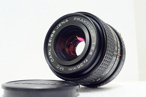 東蔡三寶之首 Carl Zeiss Jena Flektogon MC 35mm f2.4 (接近90%New)