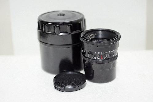 Leica L39 Jupiter 12 35mm f2.8, 1989年 USSR (90%New)