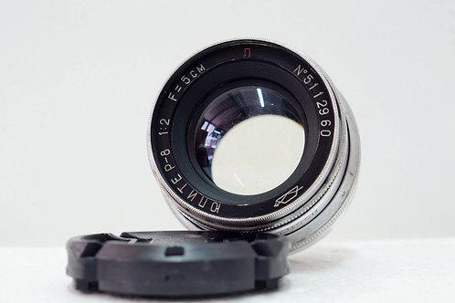 L39 俄仔 Jupiter 8 紅N Sonnar 50mm f2, 1951年USSR (新淨)