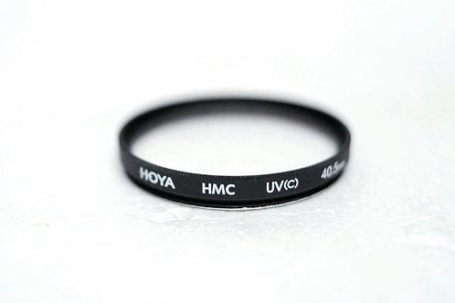 Hoya 40.5mm HMC UV(C) Filter, Made in Japan