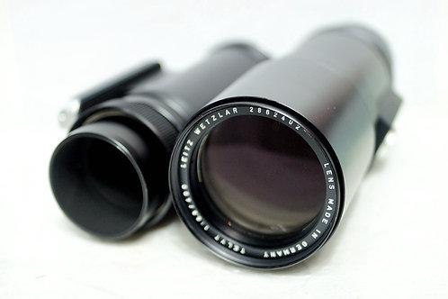 Leica R 長炮 Leica Telyt 400mm f6.8, (接近90%New)