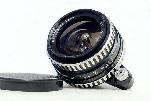 東蔡三寶 班馬版 Carl Zeiss Jena Flektogon 35mm f2.8 (Very New)