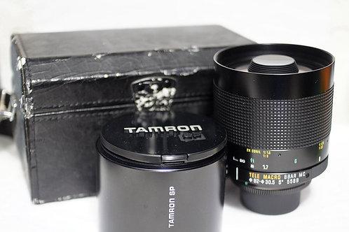 M42 反射鏡 Reflex Mirror Tamron SP 55BB MC 500mm f8 (90%New)