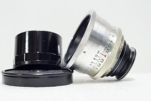 早期白銀 Leica L39 Jupiter 12 35mm f2.8, 1962年 USSR (新淨)