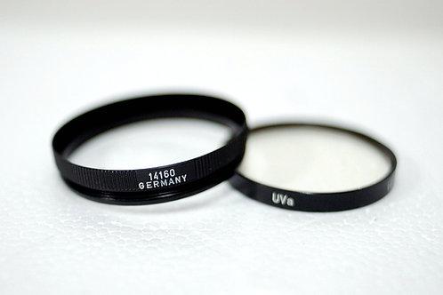 Leica R UV Filter 14160, 細咀 Elmarit 35mm, Summicron 50mm (90%New)