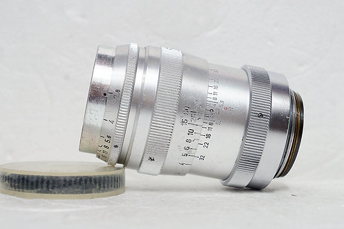 Leica L39 西德海爾 Steinheil Munchen Culminar 85mm f2.8