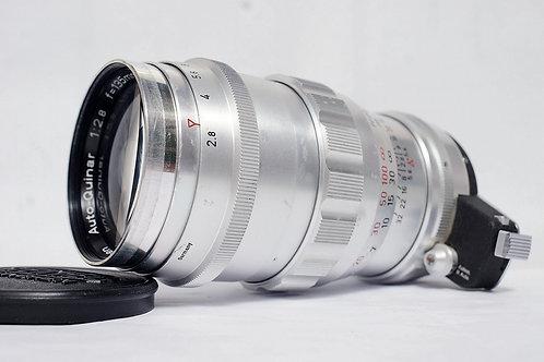 中距離鏡王 Steinheil Auto Quinar 135mm f2.8 (極新淨)