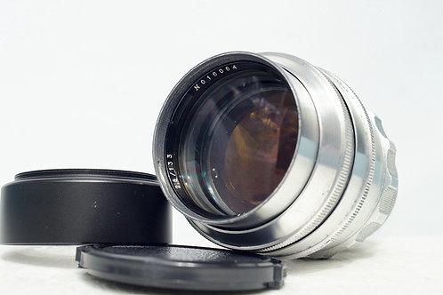 蘇聯得獎螢石鏡 Tair 11 133mm f2.8, 1950代USSR (20片光圈葉, 全圓散景)