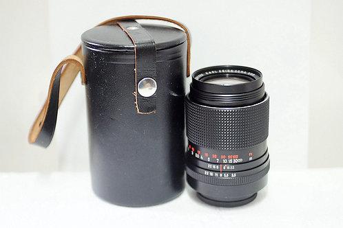 M42 Carl Zeiss Jena Sonnar MC 135mm f3.5 (近乎全新, Full Set)