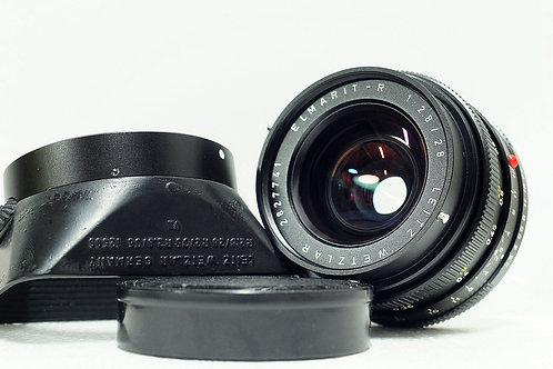 Leica R Elmarit 28mm f2.8, Made in Germany (90%New)