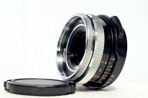 M42 西蔡 百年鷹眼 Icarex Carl Zeiss Tessar 50mm f2.8 (90%New)