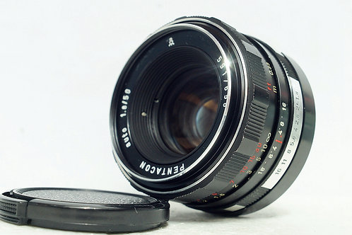 Pentacon / Meyer 50mm f1.8, Made in Germany (非常新淨)