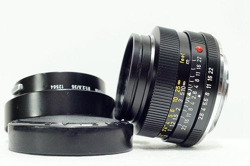 Leica R Elmarit 35mm f2.8, Made in Germany (近乎全新)