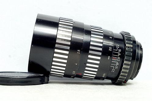 西德Enna Tele Ennalyt 135mm f2.8, Germnay (新淨)