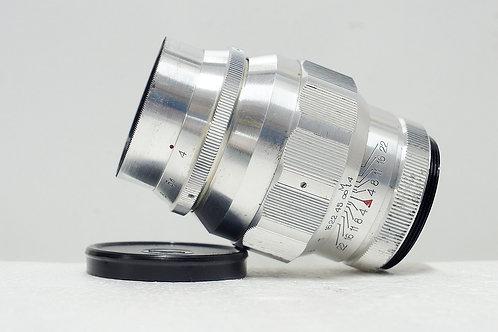 M42 蘇俄古董鏡 Jupiter 11 135mm f4, 1962年USSR (極新淨)