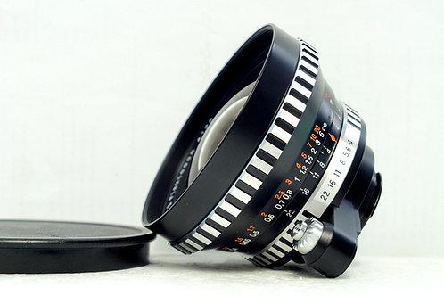 Carl Zeiss Jena 1Q Flektogon 25mm f4 (90% New, Jena 20 f2.8同門)