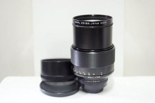 蔡司大光圈長焦 Carl Zeiss Jena Sonnar MC 200mm f2.8 (接近90%New)
