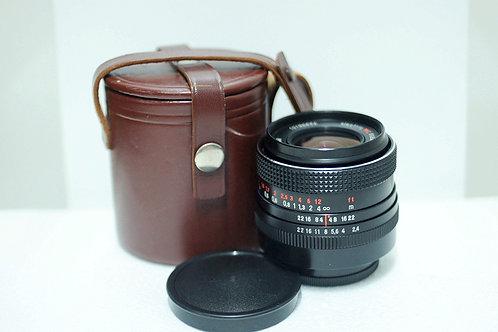 M42 Carl Zeiss Jena Flektogon MC 35mm f2.4, Germany (90%New)