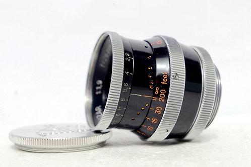 電影鏡 Kern Paillard Switar 26mm f1.9, Switzerland, C Mount