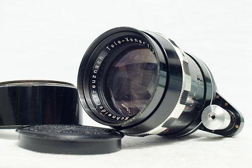 Schneider Tele Xenar 135mm f3.5, West Germany (重版, 新淨)