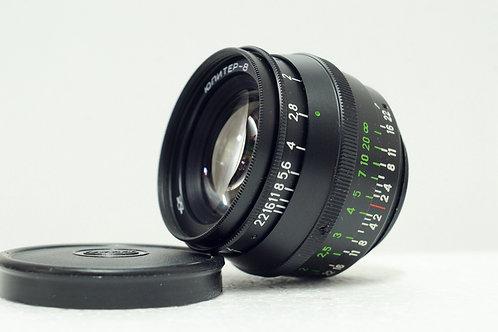 L39 Jupiter 8 Sonnar 50mm f2, 1985 Made in USSR (近乎全新, 收藏級)