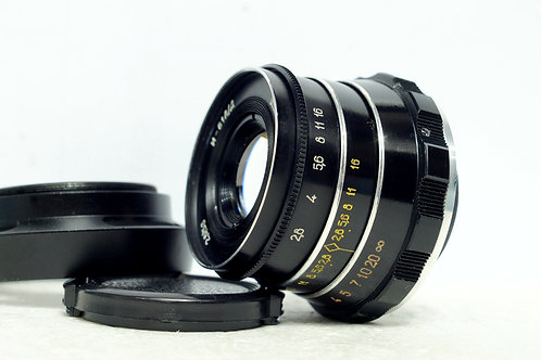 Industar 61 MC 55mm f2.8 1991年USSR (90%New)