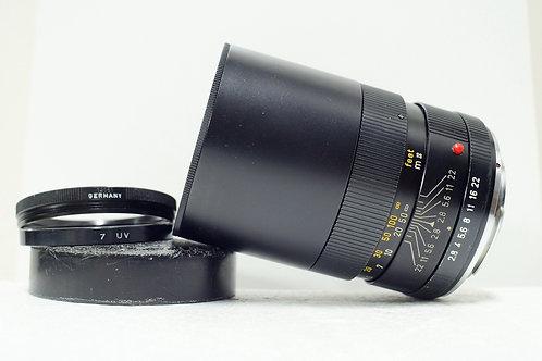 Leica R Leitz Elmarit 135mm f2.8, Made in Germany (非常新淨)
