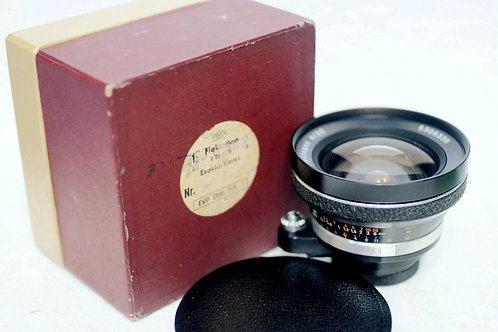 Carl Zeiss Jena Flektogon 25mm F4, Germany (接近90% New)