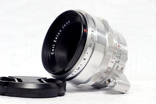 東蔡小B Carl Zeiss Jena Biotar 58mm f2, Germany (接近90%New)