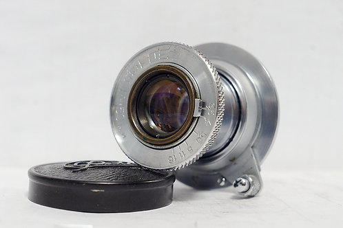 L39 Industar-50 50mm 3.5 Made in 50年代 USSR (新淨)