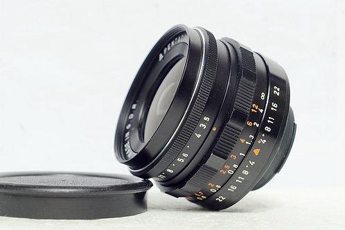 東德小廣角 Meyer / Pentacon 30mm f3.5 (Very New)