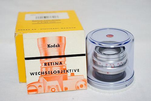 DKL 真水無香 Schneider Retina Tele Arton 85mm f4 (90%New)