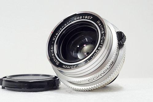 真水無香 Schneider Curtagon 35mm f2.8 DKL Mount (90%New)