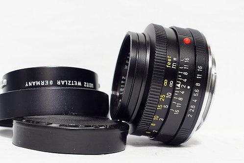 Leica R Leitz Summicron 50mm f2, Germany (90%New)