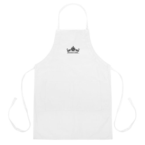 Hennessy Creek Embroidered Apron