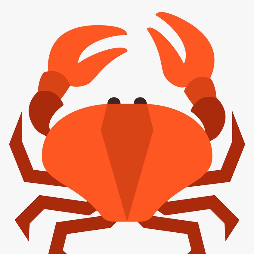 Crabs at the Creek
