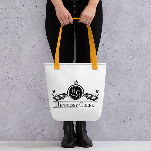 Hennessy Creek Tote bag