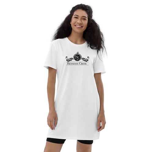 Organic cotton Hennessy Creek t-shirt dress