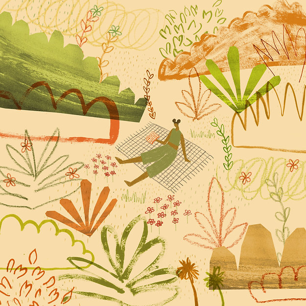 Aila_Beautiful Ordinaries illustration_K