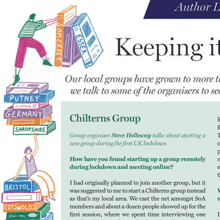 The Author - Local Groups