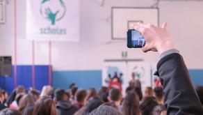 200 jóvenes romanos trabajan juntos en el programa Ciudadanía de Scholas para paliar la discriminaci